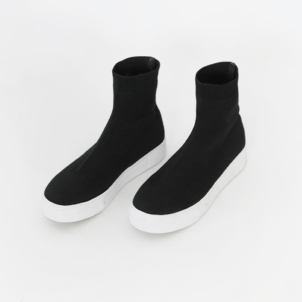 Thick Soled Sock Sneakers