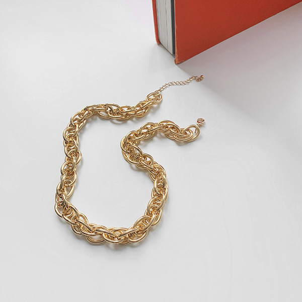 Chunky Cable Chain Necklace