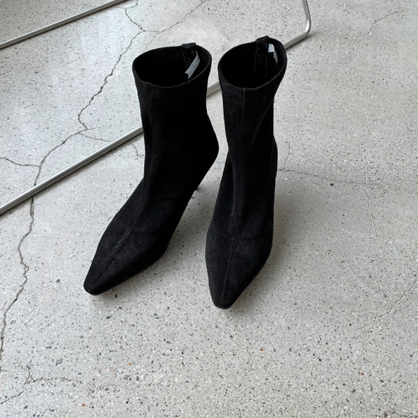 Point Toe Ankle Boots