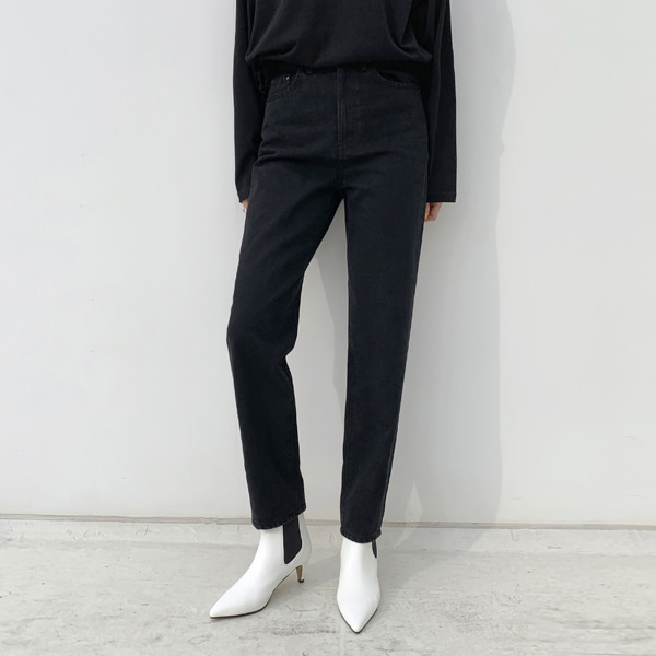 High Waist Tapered Leg Pants