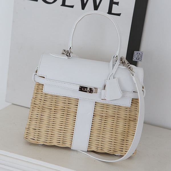 Twist Lock Woven Bag